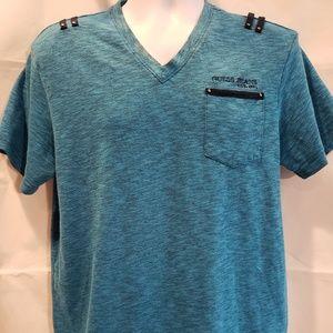 Men's Guess Shirt Teal